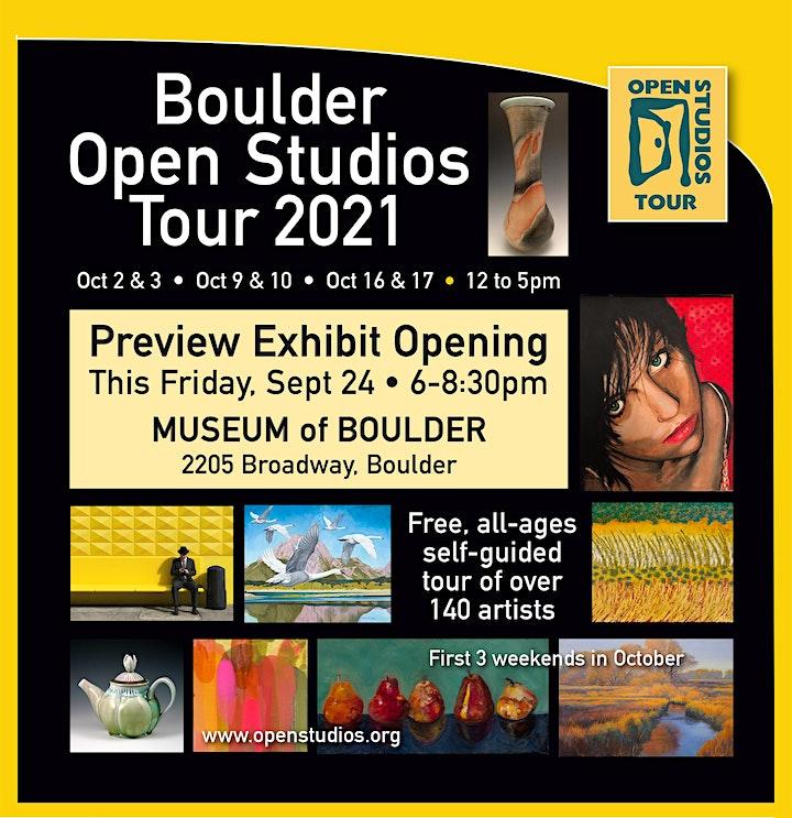Open Studios Opening Reception image