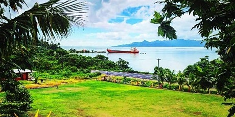 Transport Planning in Paradise:  Issues and Challenges of a Career in Fiji tickets