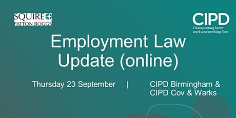 ONLINE  Employment Law Update tickets