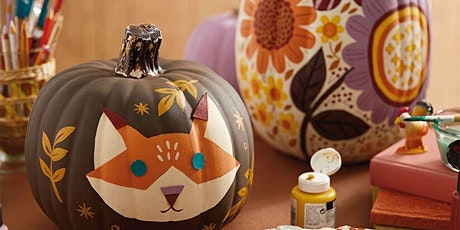 Christy Rose's 1st Annual Pumpkin Decorating Party! tickets