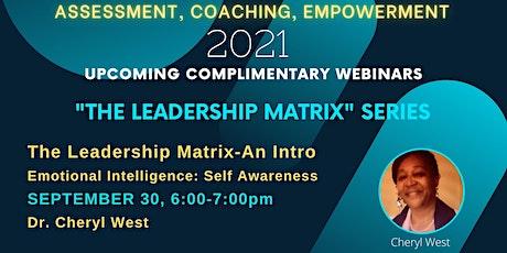 Leadership Matrix- An Intro tickets