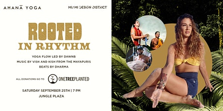 Rooted in Rhythm - Climate week Flow tickets