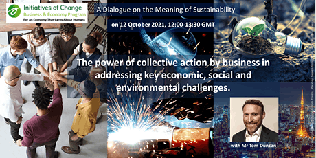 How business can  address key economic, social and environmental challenges tickets