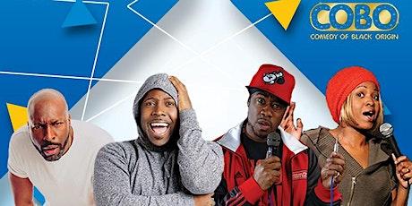 COBO : Comedy Shutdown Black History Month Special - Northampton tickets