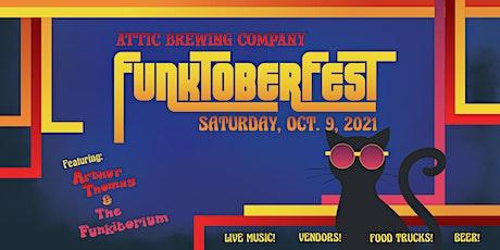 Funktoberfest All Day Beer & Music Festival tickets
