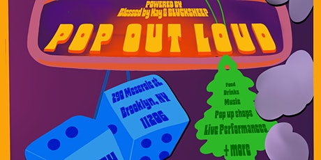 POP OUT LOUD tickets