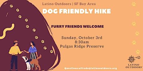 LO SF Bay Area | Dog Friendly Hike tickets