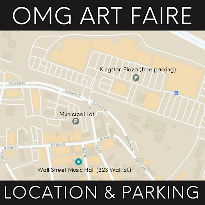 OMG Art Faire image