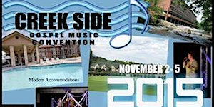 Creekside Gospel Music Convention 2015 In Pigeon Forge...