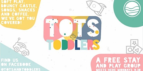 Tots and Toddlers Monday tickets