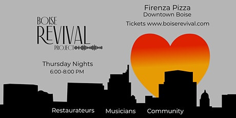 Boise Revival Project   Sergio Webb tickets