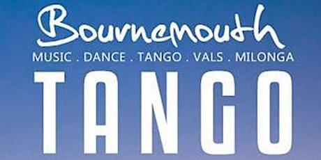 Argentine Tango 6-week Course - Absolute Beginner / Improver-Intermediate tickets