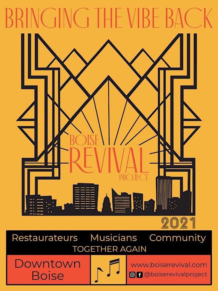 Boise Revival Project | Sergio Webb image