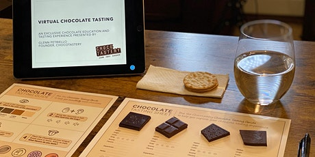 Virtual Chocolate Tasting with Chocotastery tickets