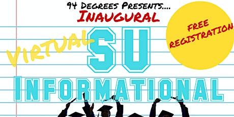 Virtual SU Informational tickets