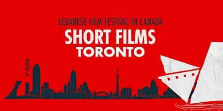 Lebanese Film Festival in Canada - Short Films Session - Toronto tickets