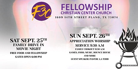 Pastor's Appreciation Celebration Weekend (Free Family Community Event) tickets
