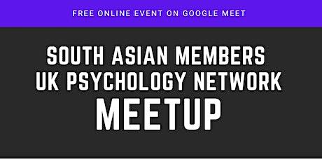 UK South Asian Psychology Network Meet Up September tickets