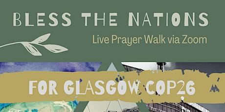 YWAM Prayer Walk Glasgow ahead of COP26 tickets