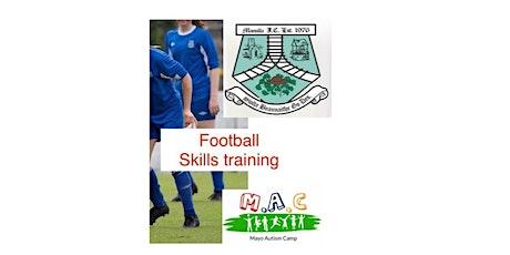 Football skills training for autistic children tickets