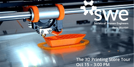 Women in Manufacturing - 3D Printing Tour tickets
