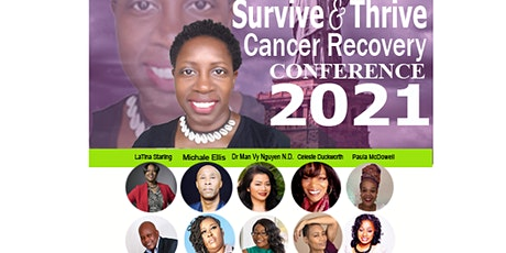 5th Annual Survive & Thrive Cancer Recovery Conference (Virtual) $10 tickets