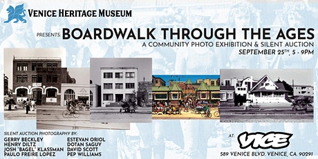 Boardwalk Through the Ages tickets