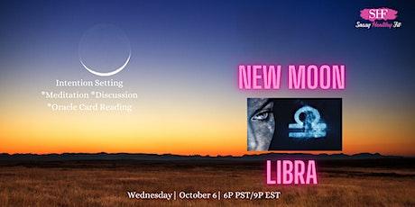 New Moon in Libra - Spiritual Circle [FREE] tickets