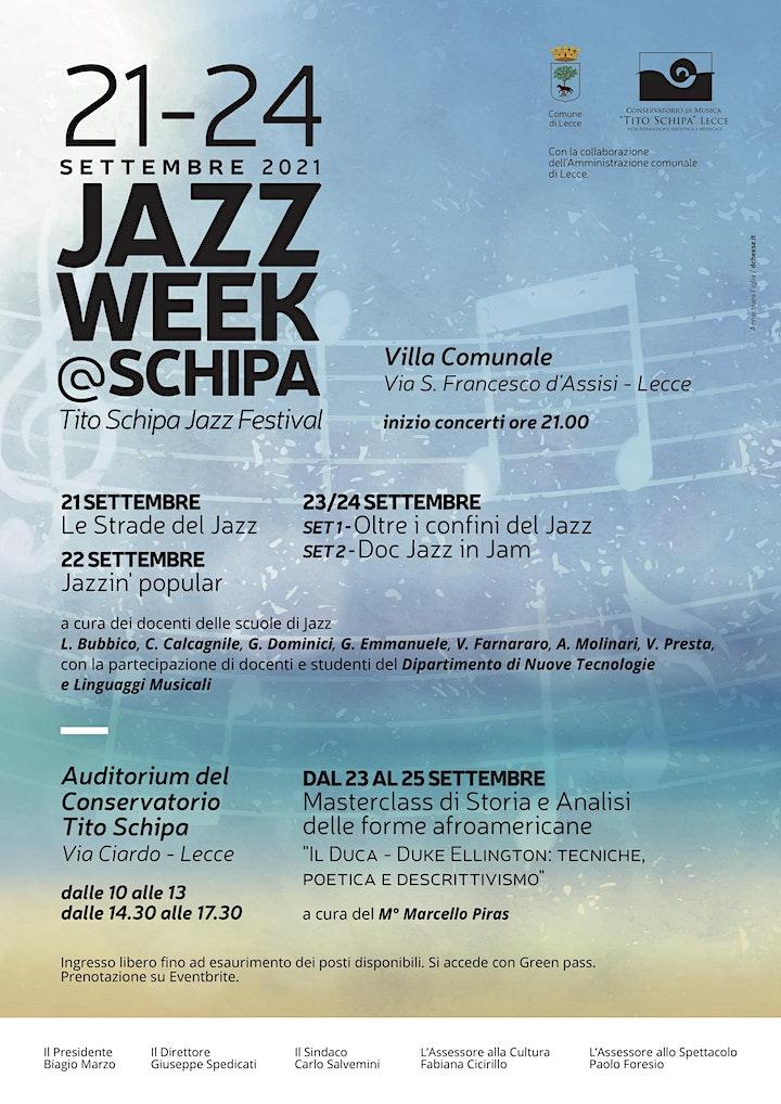 Immagine Jazz Week @ Schipa