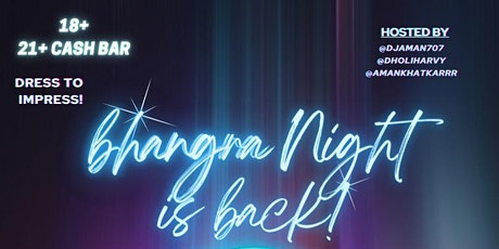 Bhangra Night tickets