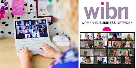 Women in Business Network -  Chiswick (Online) tickets