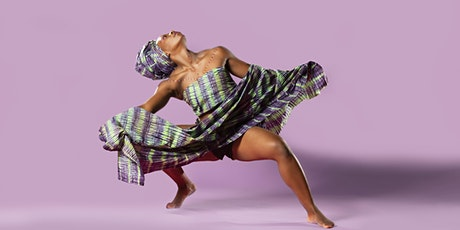 Abigail Moves with African Dance tickets