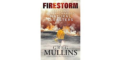 Online  author talk - Greg Mullins tickets