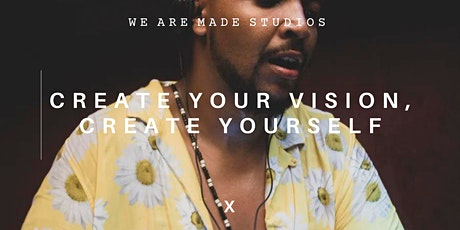 Create Your Vision, Create Yourself tickets