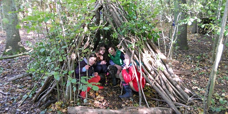 Wild in the Woods holiday club at Bradfield Woods 27 October tickets