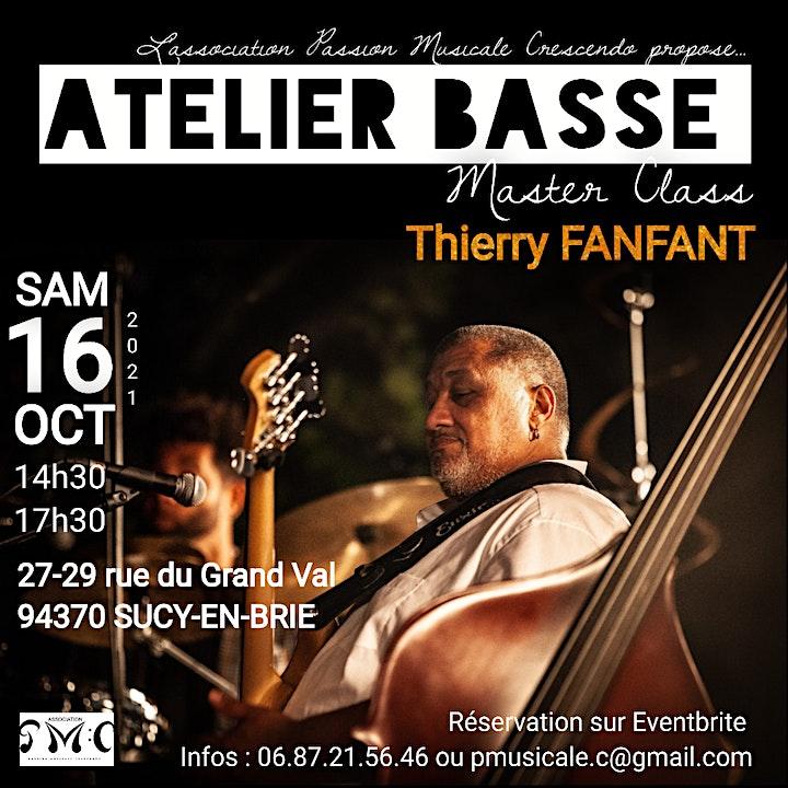 Image pour ATELIER BASSE - Thierry FANFANT (Partage, Echange
