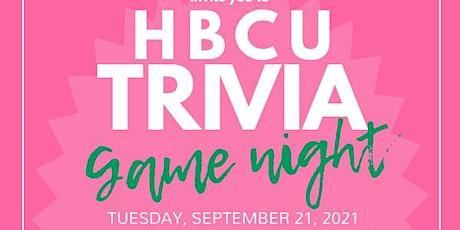 HBCU Game and Trivia Night tickets