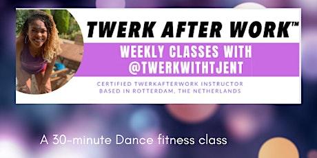 SOCA THURSDAYS!  #TwerkAfterWork™️  with @TwerkwithTjent tickets
