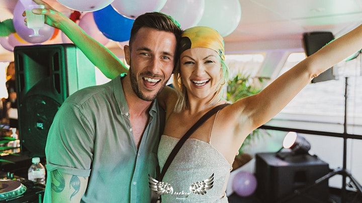 Boat Party // Lucky Presents  'Sunday Sesh' ft ELEV8 image