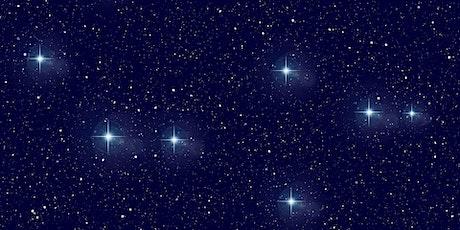 A spasso fra Luna, stelle e pianeti biglietti
