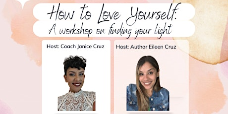 How to Love Yourself: A Workshop on Finding Your Light tickets