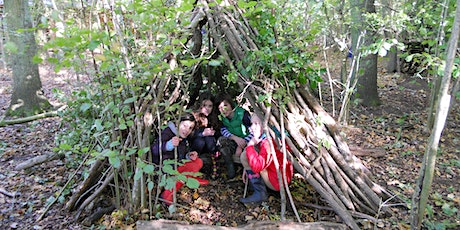 Wild in the Woods winter holiday club at Bradfield Woods 22 December EOC281 tickets