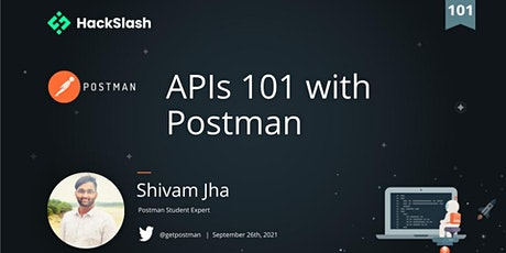 APIs 101 with Postman entradas