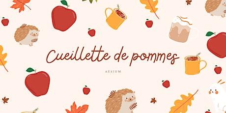 Cueillette de pommes - AÉSIUM tickets