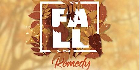 Fall REMEDY tickets