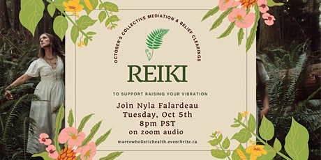 Collective Meditation & Belief Clearing: Collective Reiki tickets