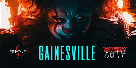 BIGGEST HALLOWEEN PARTY IN GAINESVILLE tickets