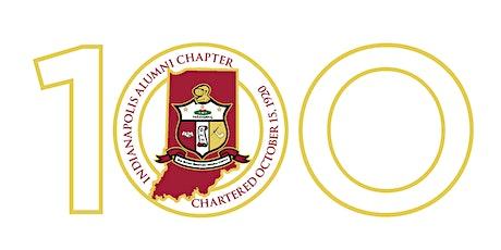 Indianapolis Alumni Chapter Centennial Banquet tickets