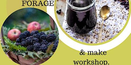 Forage and Make Workshop tickets