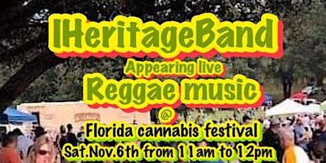 REGGAE @ Florida Cannabis Fest tickets